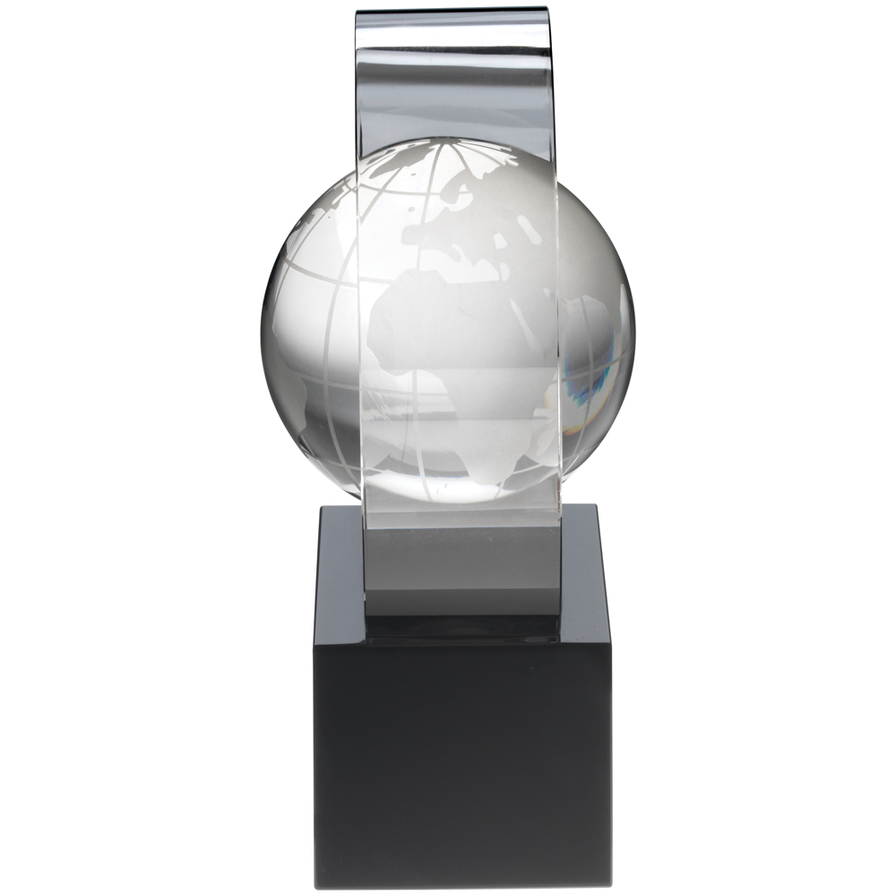 Corporate Glass Globe Award