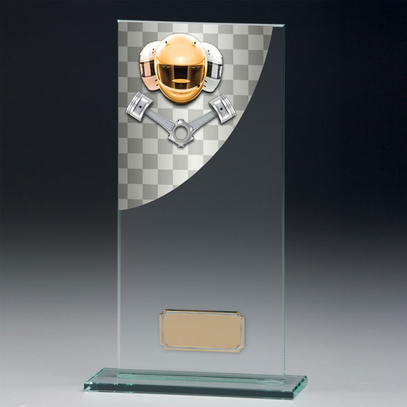 Jade Glass Motorsport Trophy