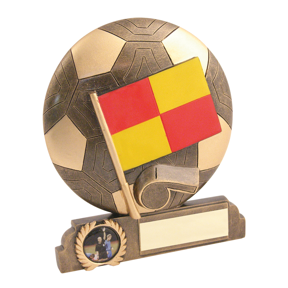 Linesman Football Award 165mm