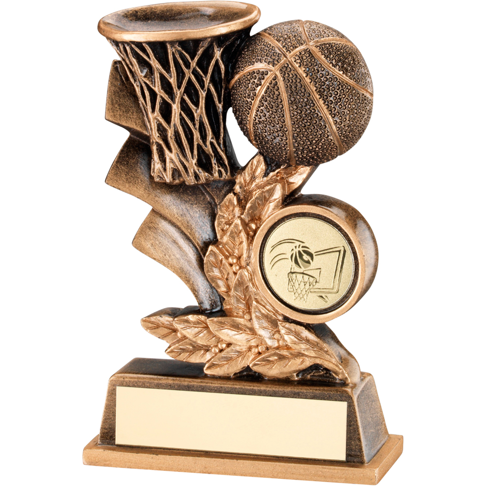 Basketball Trophy 3D