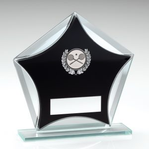 Squash Glass Award 140mm