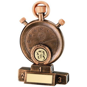 Stop Watch Athletics Trophy