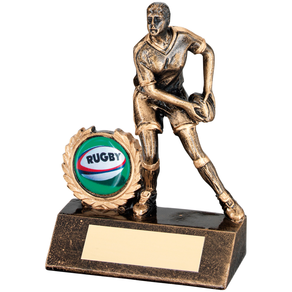 Rugby Pass Female Trophy