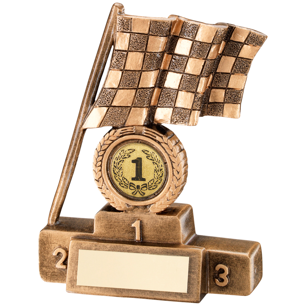 Chequered Flag Go-Karting Trophy