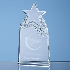 Optical Crystal Mountain Star Award