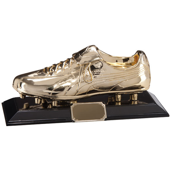 Puma King Golden Boot Football Trophy