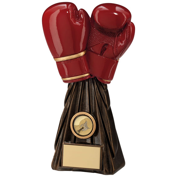 Knockout Boxing Trophy