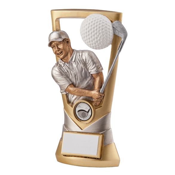Fairway Resin Golf Trophy