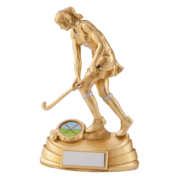 Female Hockey Trophy