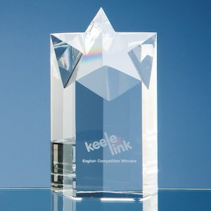 Crystal Column Star Award