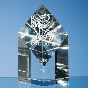 Optical Crystal Diamond Corporate Award