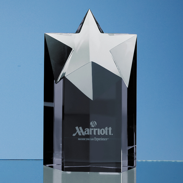 Onyx Black Column Star Award