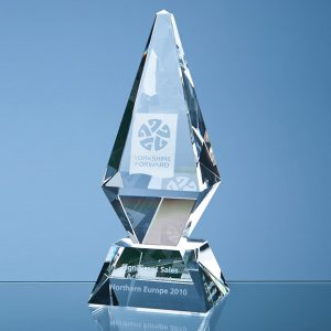 Optical Crystal Glacier Award