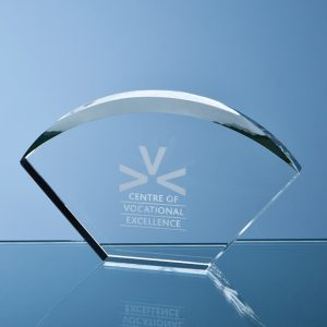 Bevelled Arch Corporate Award
