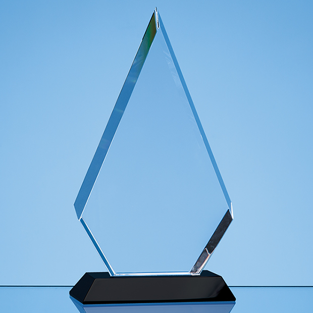 Crystal Facet Diamond Corporate Award  FCP