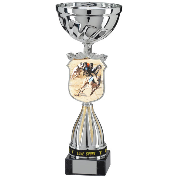 Equestrian Trophy cup