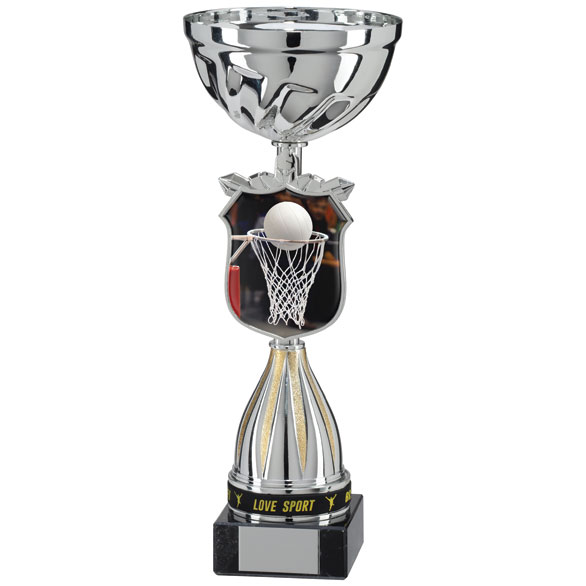 Netball Trophy Cup